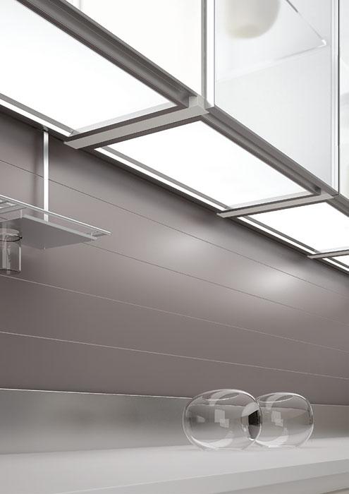 Domus Line в союзе с дизайнером Giuseppe Bavuso формирует новый подход к свету как к инструменту дизайна