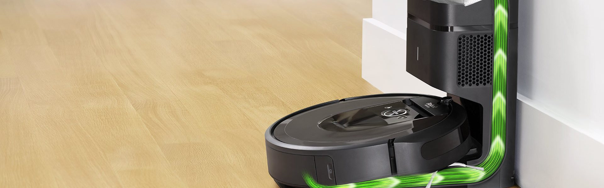 НОВЫЙ iRobot Roomba i7+